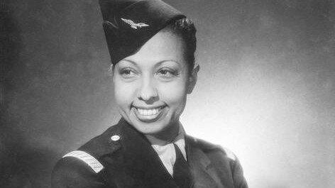 Josephine Baker - 1948-ban - forrás: wikipedia / közkincs