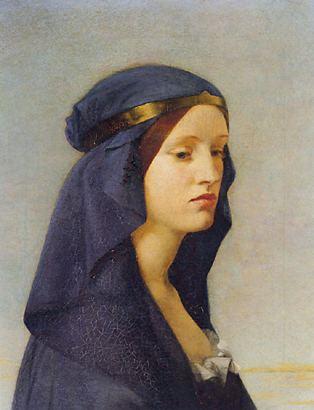 Joanna Mary Boyce: Elgiva - 1855
