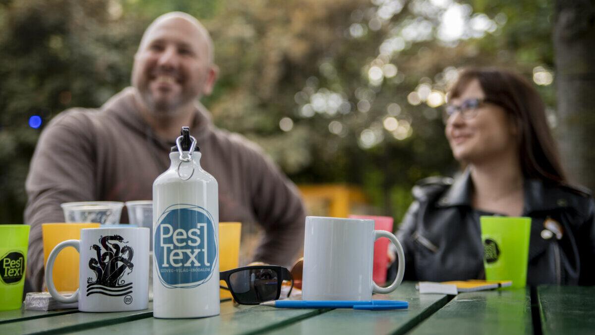 Hétvégén indul a PesText fesztivál