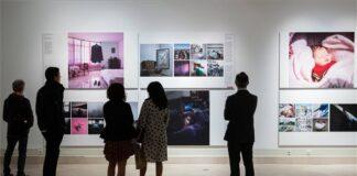 World Press Photo kiállítás a Nemzeti Múzeumban - fotó: Mohai Balázs / MTI