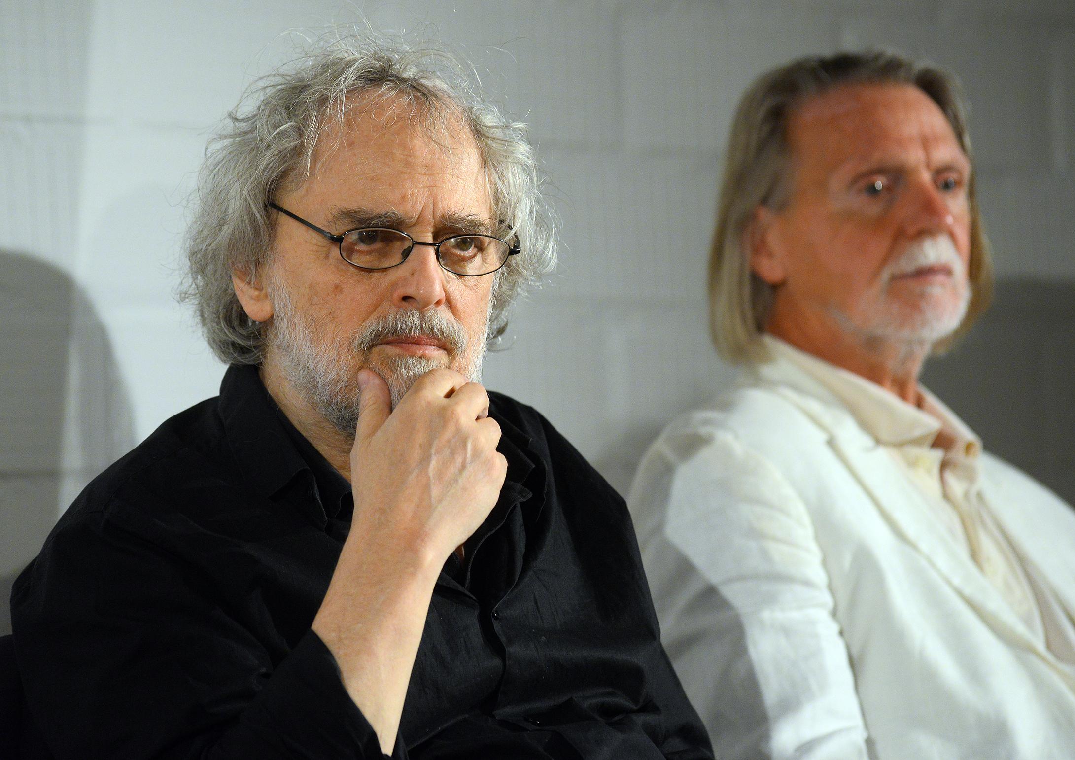 Ascher Tamás és Szlávik István