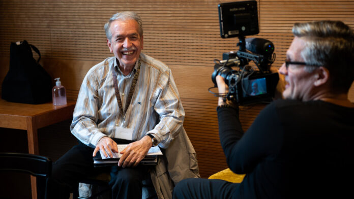 Miguel Lerín - forrás: Zeneakadémia, fotó: Erdős Dénes