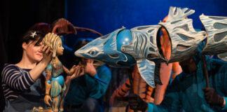 Jelent az Emma csöndje című előadásból – fotó: Kolibri Színház