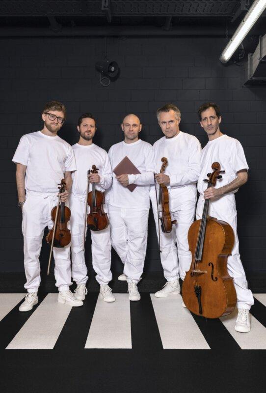 Europai Hidak - Alma Quartet - fotó: Katja Ruge