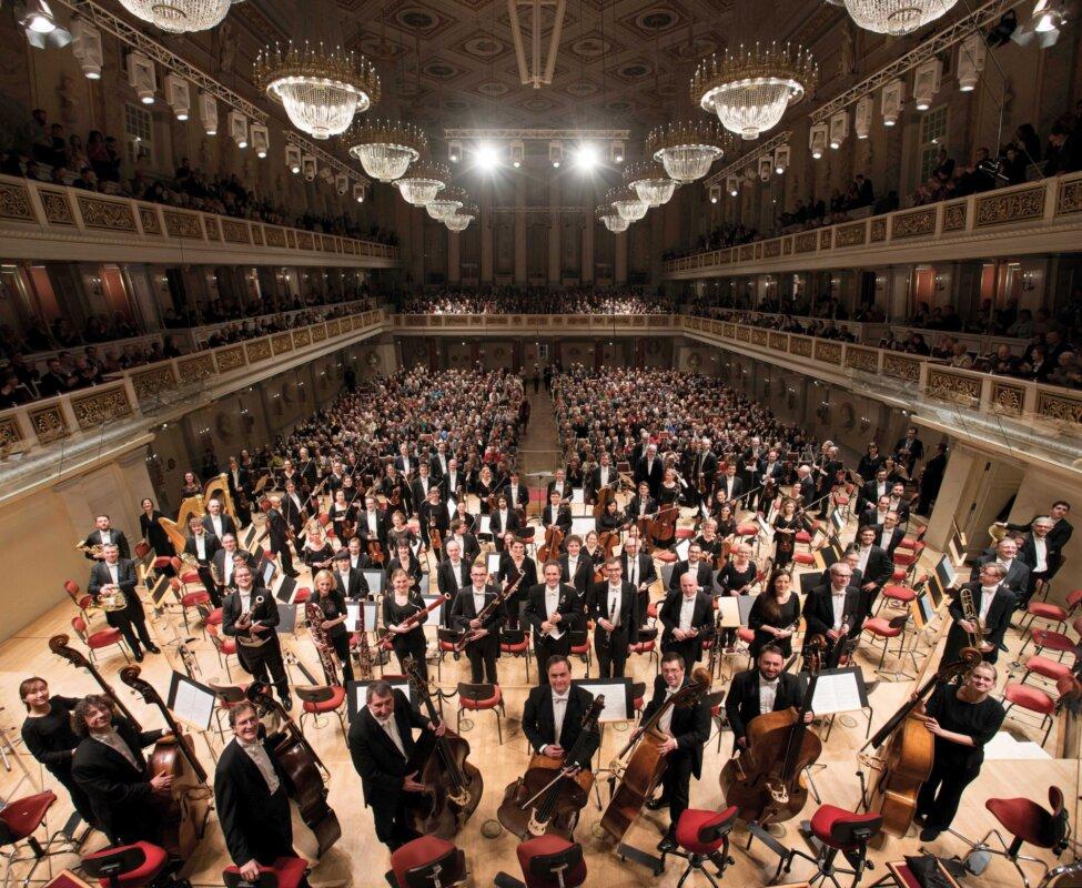Konzerthausorchester Berlin - fotó: Marco Borggreve