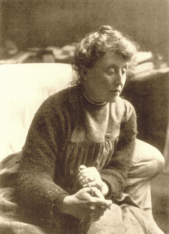 Evelyn de Morgan, preraffaelita alkotó - forrás: wikipedia