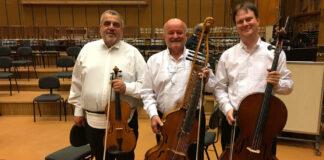 Haydn Barytontrio Budapest