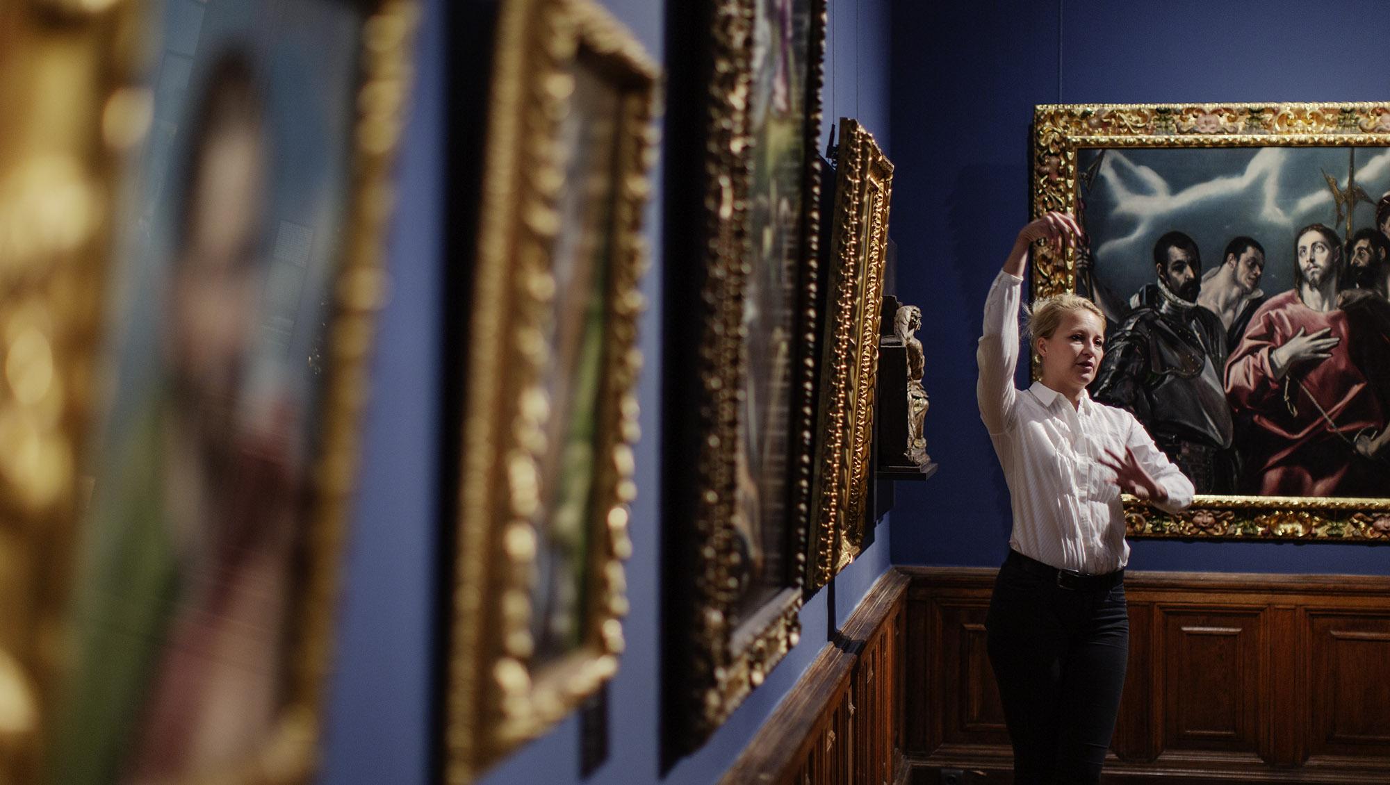 különleges tárlatvezetések a Múzeum + esteken
