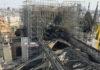 A Notre-Dame székesegyház a tűz után - forrás: friendsofnotredamedeparis.org/