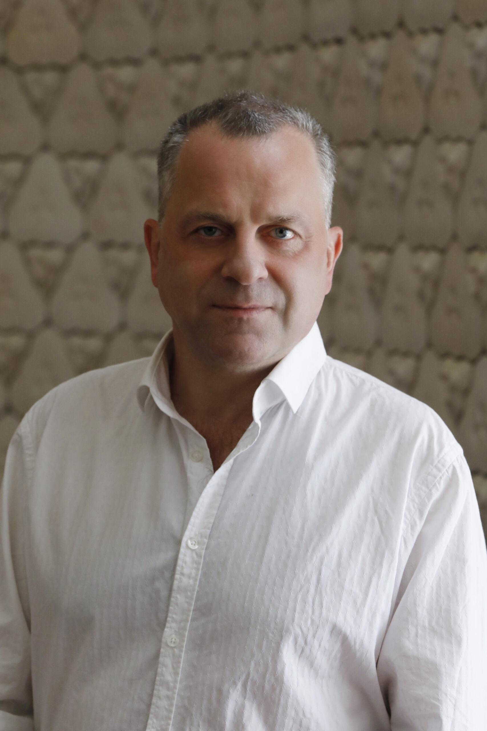 Oberfrank Pál - fotó: Gáspár Gábor