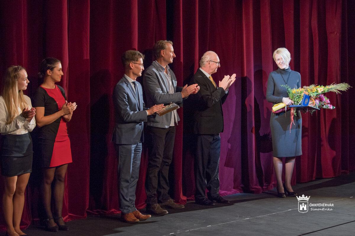 Pro Theatro díjátadó - forrás: Vörösmarty Színház