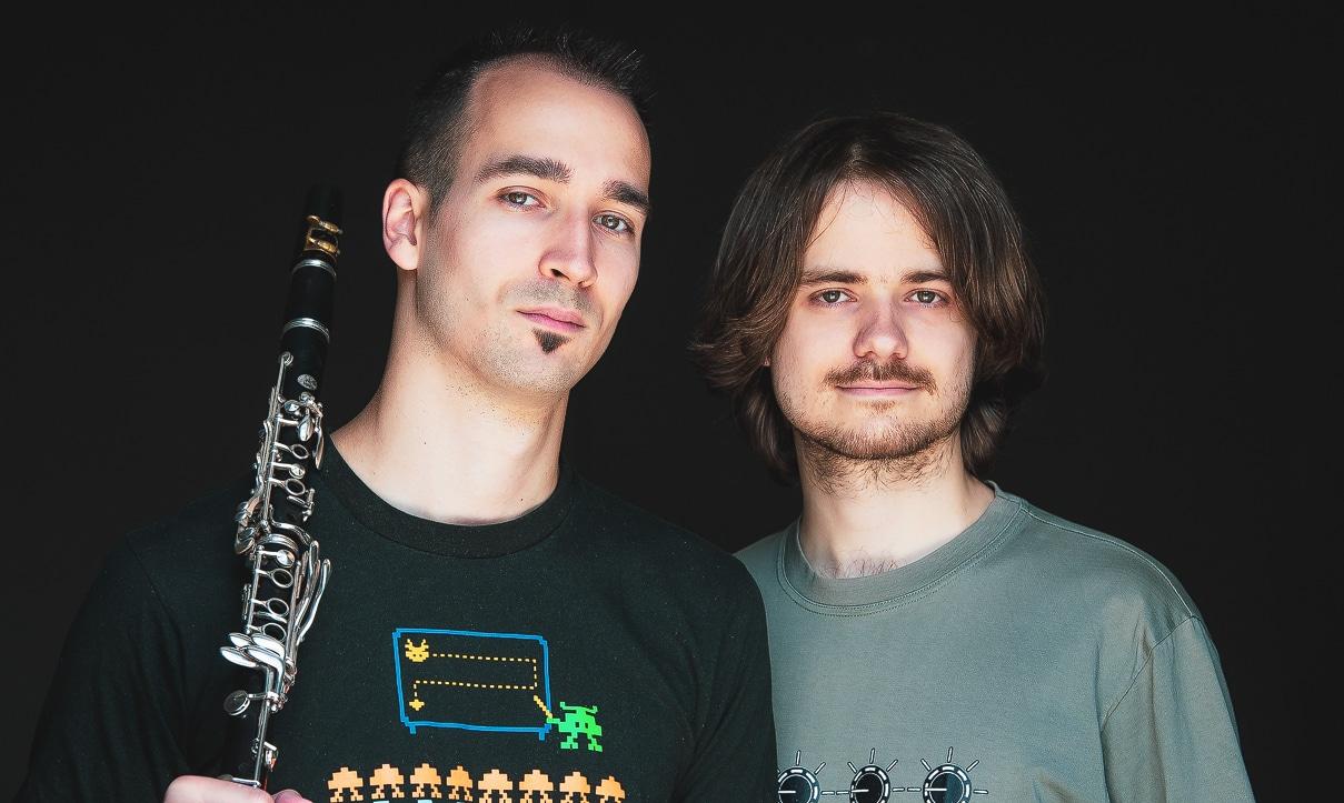 Christof Ressi és Benes Szilárd