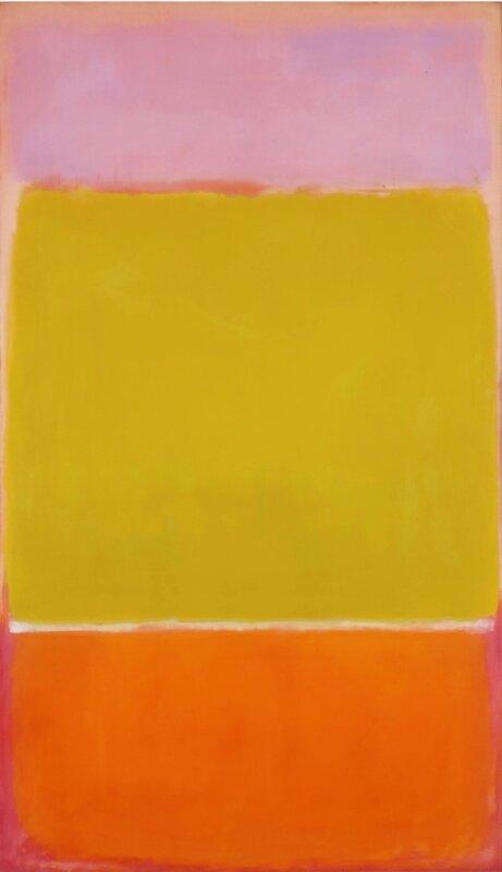 Mark Rothko No.7. – forrás: Sotheby's