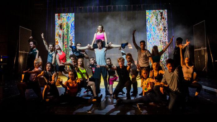 A Fame csapata - forrás: Vörösmarty Színház
