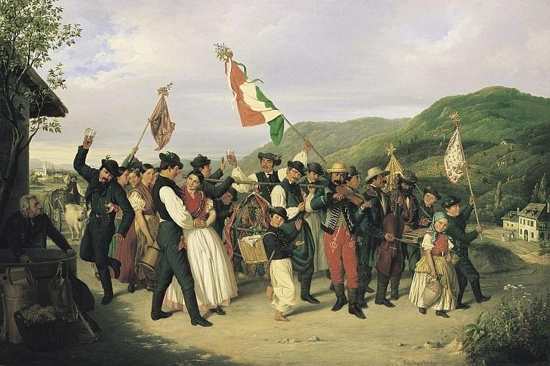 a cigányok és zene kapcsolatát vizsgálják a 19-20. századi művészetben - forrás: MÖF