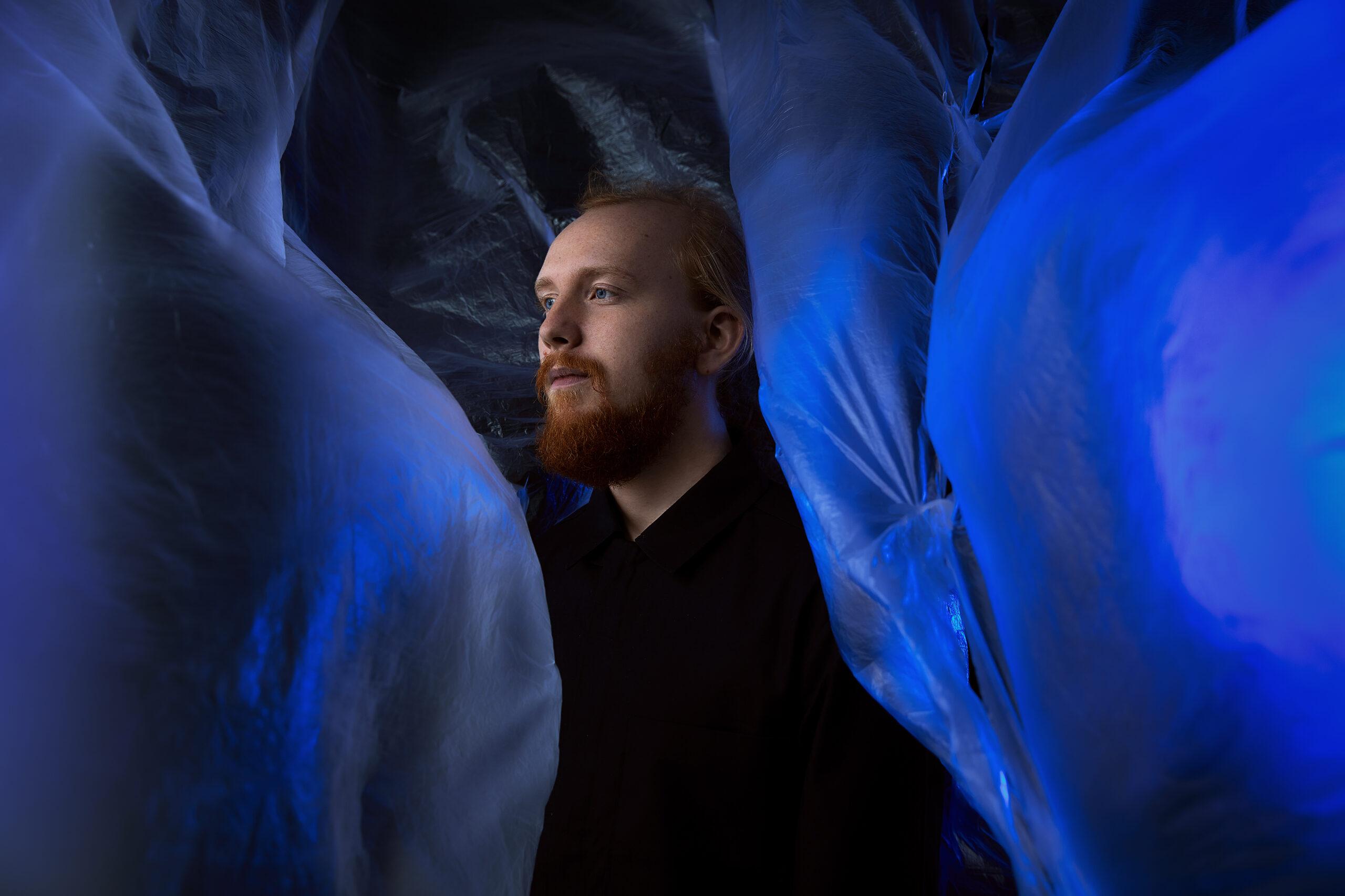 Niklas Paschburg - fotó: Natalia Luzenko