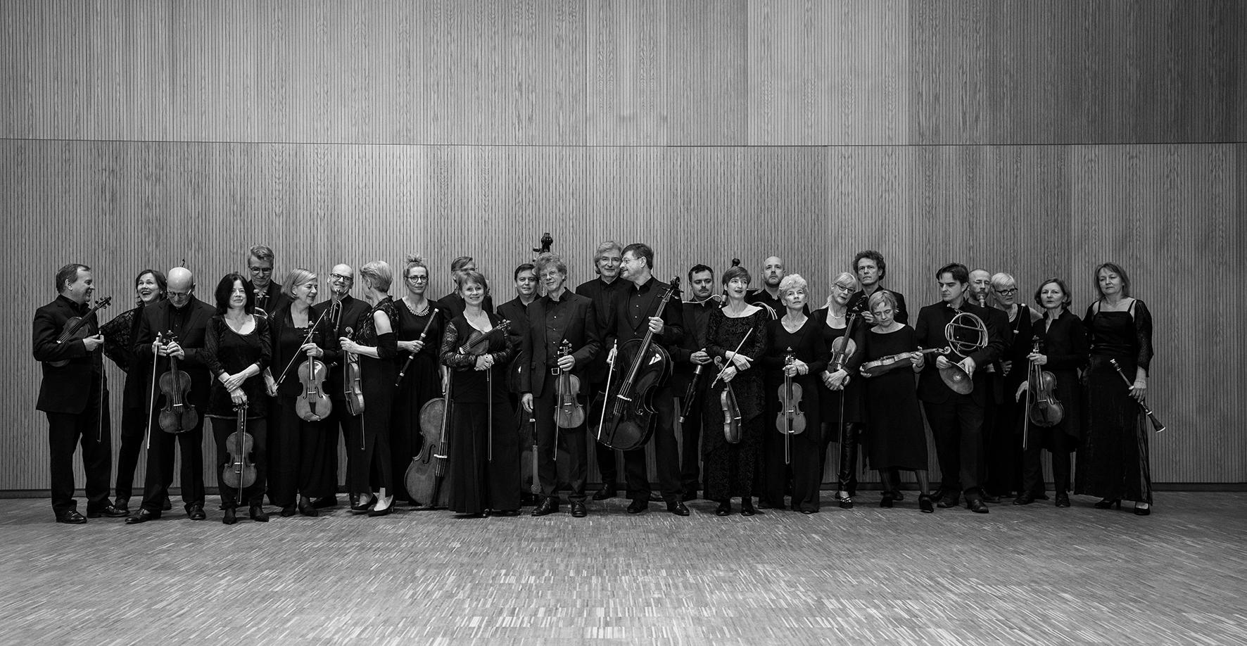 Freiburgi Barokk Zenekar - fotó: Britt Schilling