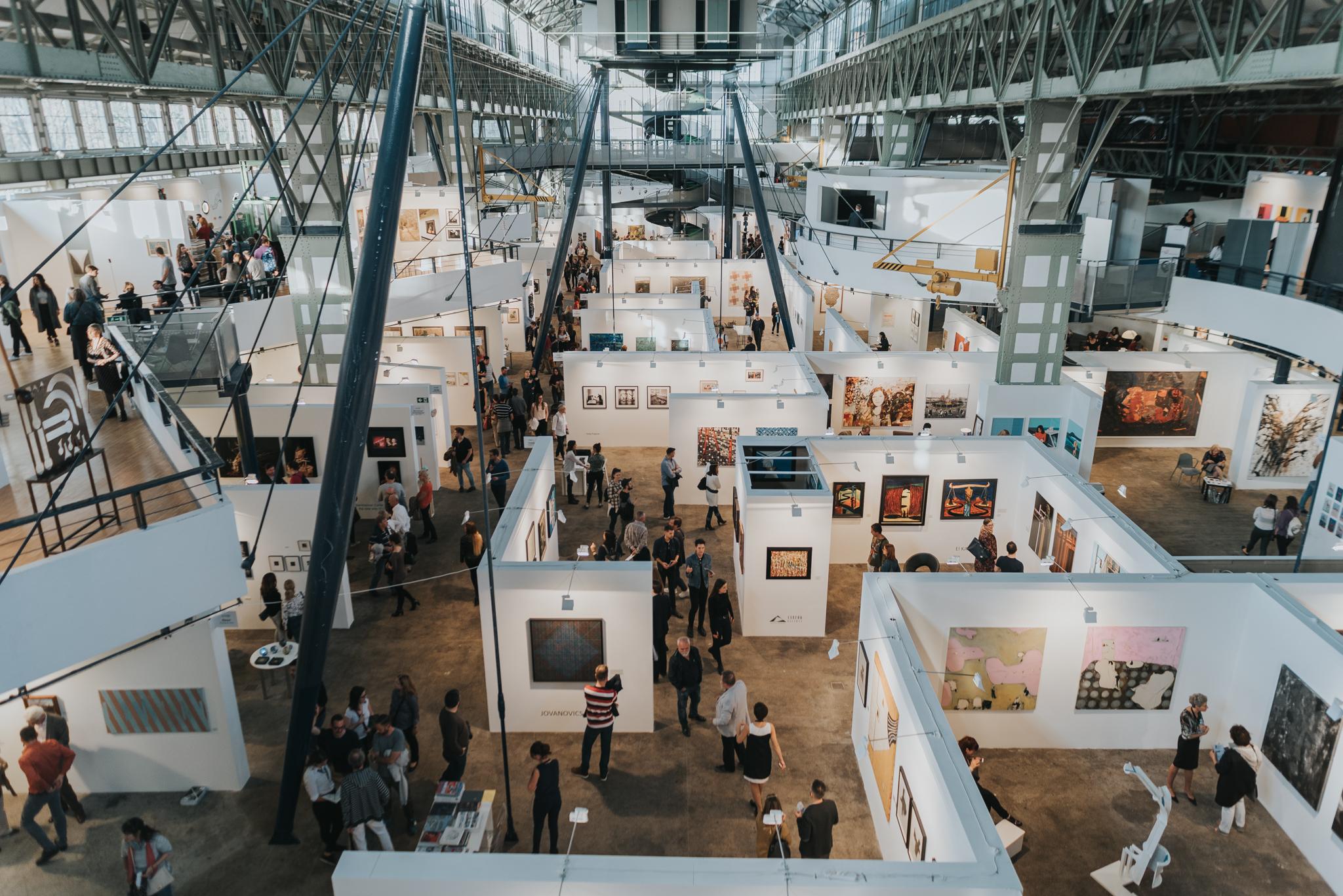 Art Market standfotók - forrás: Hermán Fanni