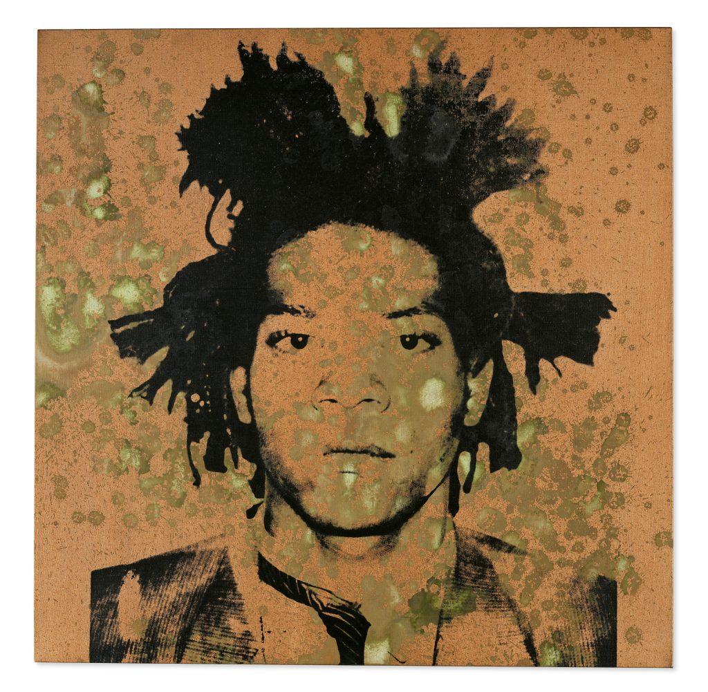 Warhol: Jean-Michel Basquiat - forrás: Christie's